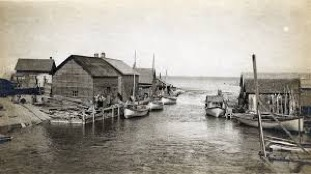 Mackinaw Boats, Leland, Mich.